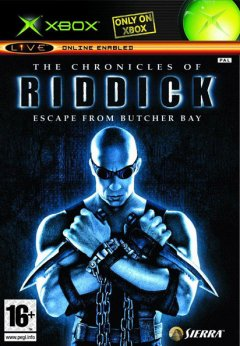 Chronicles Of Riddick, The: Escape From Butcher Bay (EU)