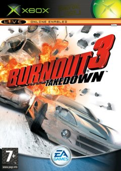 Burnout 3: Takedown (EU)