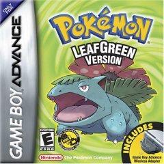 Pokémon LeafGreen (US)