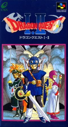 Dragon Quest I / II (JAP)