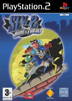 Sly 2: Band Of Thieves (EU)