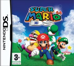 Super Mario 64 DS (EU)