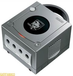 Game Cube Metal Gear Solid: Twin Snakes