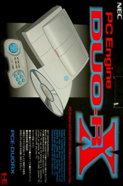 PC Engine DUO-RX (JAP)