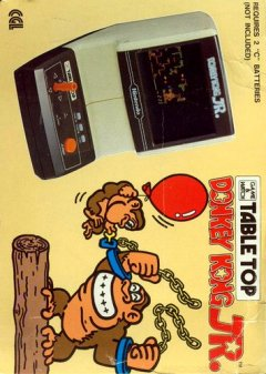 <a href='http://www.playright.dk/info/titel/donkey-kong-jr'>Donkey Kong Jr. [Tabletop]</a> &nbsp;  18/30