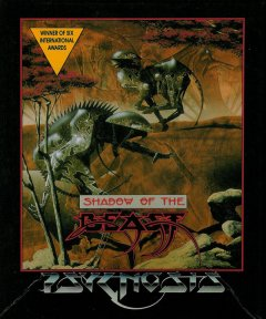 Shadow Of The Beast (EU)