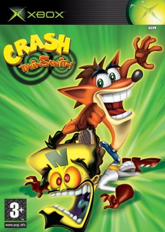 Crash Twinsanity (EU)