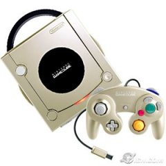 GameCube Starligt Gold