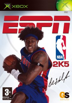 ESPN NBA 2K5 (EU)