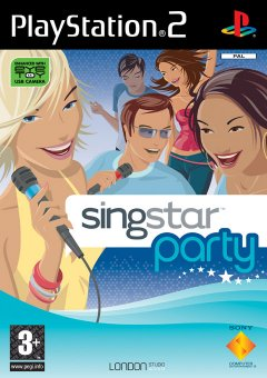 SingStar Party (EU)