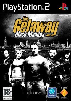 Getaway, The: Black Monday (EU)