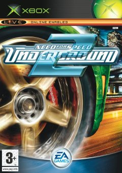 Need For Speed: Underground 2 (EU)