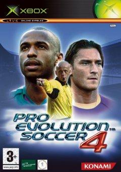 Pro Evolution Soccer 4 (EU)