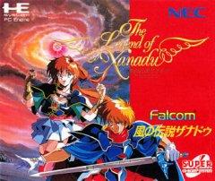 Legend Of Xanadu, The (JAP)