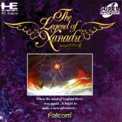 Legend Of Xanadu II, The (JAP)
