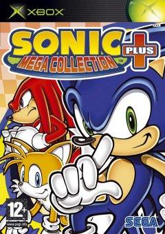 Sonic Mega Collection Plus (EU)