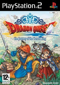 Dragon Quest VIII: Journey Of The Cursed King (EU)