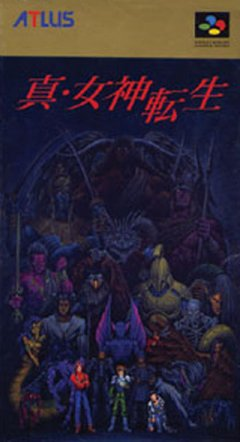 Shin Megami Tensei (JAP)