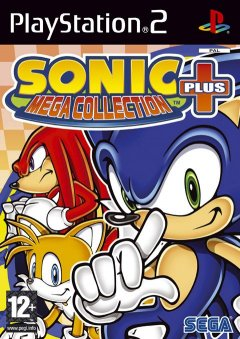 Sonic Mega Collection Plus (EU)