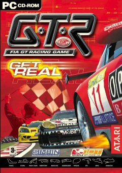 GTR FIA GT Racing Game (EU)