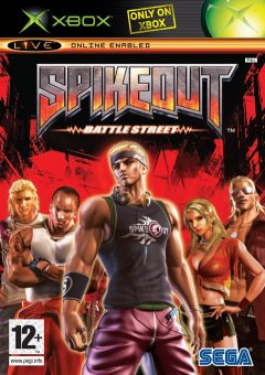 SpikeOut: Battle Street (EU)
