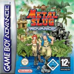 Metal Slug Advance (EU)