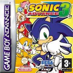 Sonic Advance 3 (EU)