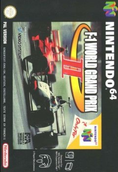 F1 World Grand Prix II (EU)