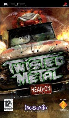 Twisted Metal: Head On (EU)