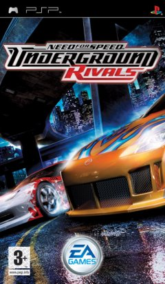 Need For Speed: Underground Rivals (EU)