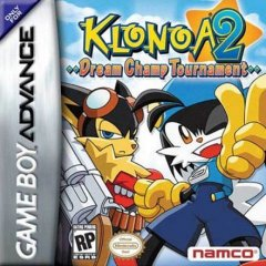 Klonoa 2: Dream Champ Tournament (US)