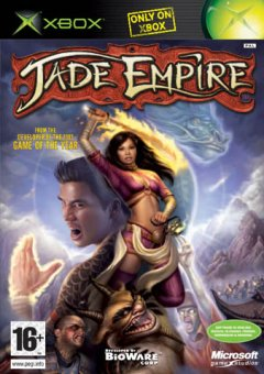 Jade Empire (EU)