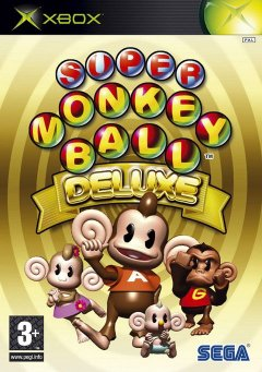 Super Monkey Ball Deluxe (EU)