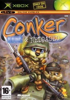 Conker: Live & Reloaded (EU)