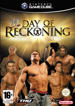 WWE Day Of Reckoning (EU)