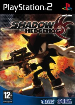 Shadow The Hedgehog (EU)