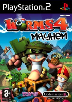Worms 4: Mayhem (EU)