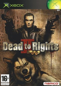 Dead To Rights II (EU)