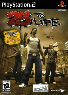 <a href='http://www.playright.dk/info/titel/25-to-life'>25 To Life</a> &nbsp;  27/30