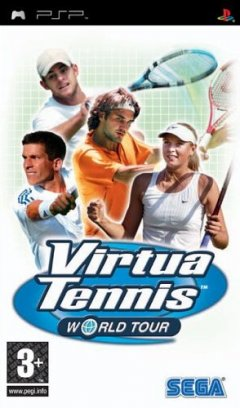 Virtua Tennis World Tour (EU)