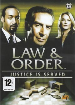 Law & Order: Justice Is Served (EU)
