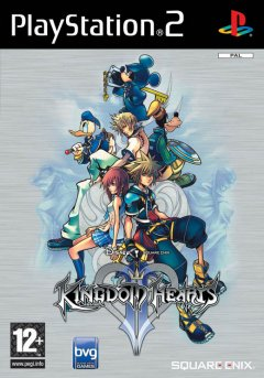 Kingdom Hearts II (EU)