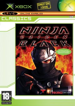 Ninja Gaiden: Black (EU)