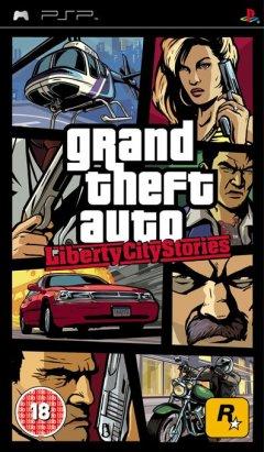 Grand Theft Auto: Liberty City Stories (EU)