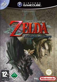 Legend Of Zelda, The: Twilight Princess (EU)