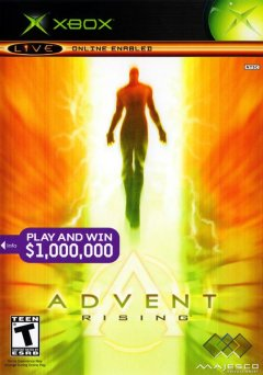 <a href='http://www.playright.dk/info/titel/advent-rising'>Advent Rising</a> &nbsp;  19/30