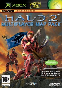 Halo 2: Multiplayer Map Pack (EU)