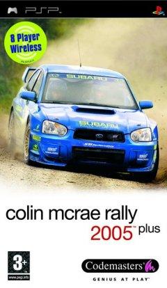 Colin McRae Rally 2005 Plus (EU)