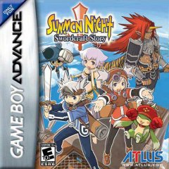 Summon Night: Swordcraft Story (US)
