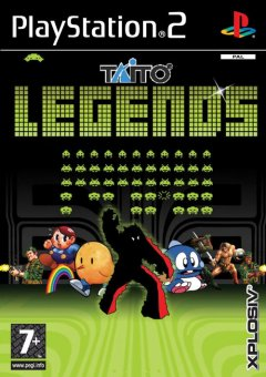 Taito Legends (EU)